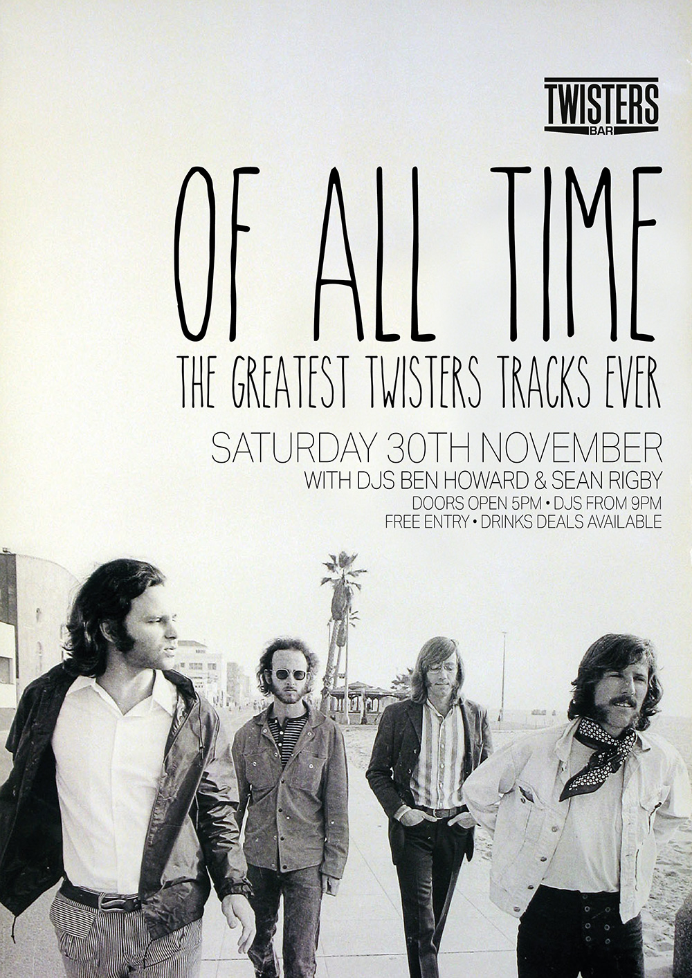 Of All Time: A Night of The Greatest Twisters Tracks Ever
