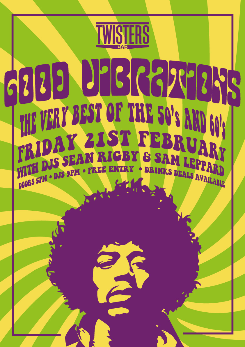 Good Vibrations: The Best of the 50s and 60s