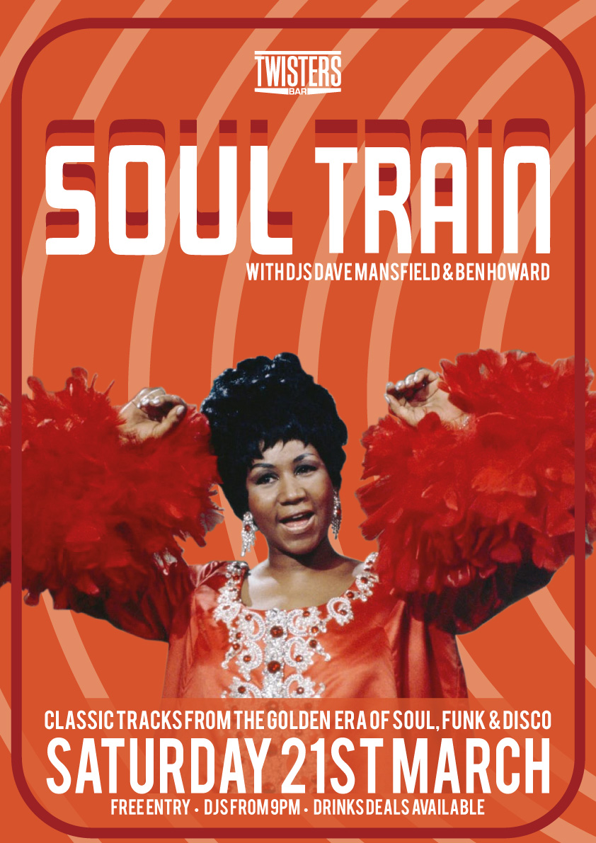 The Twisters Soul Train